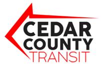 Cedar County Transit logo
